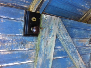 Lock fitted in North shields (2)
