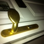 Locks changed Seaton delaval