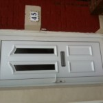 Smashed door panel replaced North shields