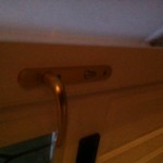 UPVC door handle repair in Cramlington