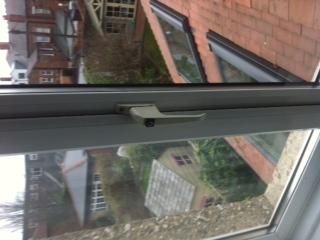 Window repair in Whitley bay