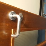 Door handles replaced in Wallsend (1)
