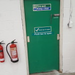 Commercial Door repair North shields (2)