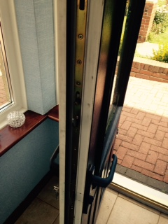 UPVC Door repair