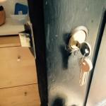 Lock repair North shields