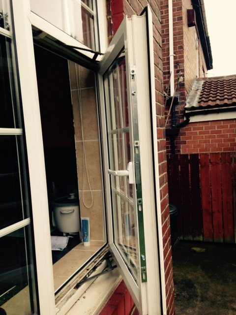 Window repair Newcastle upon Tyne