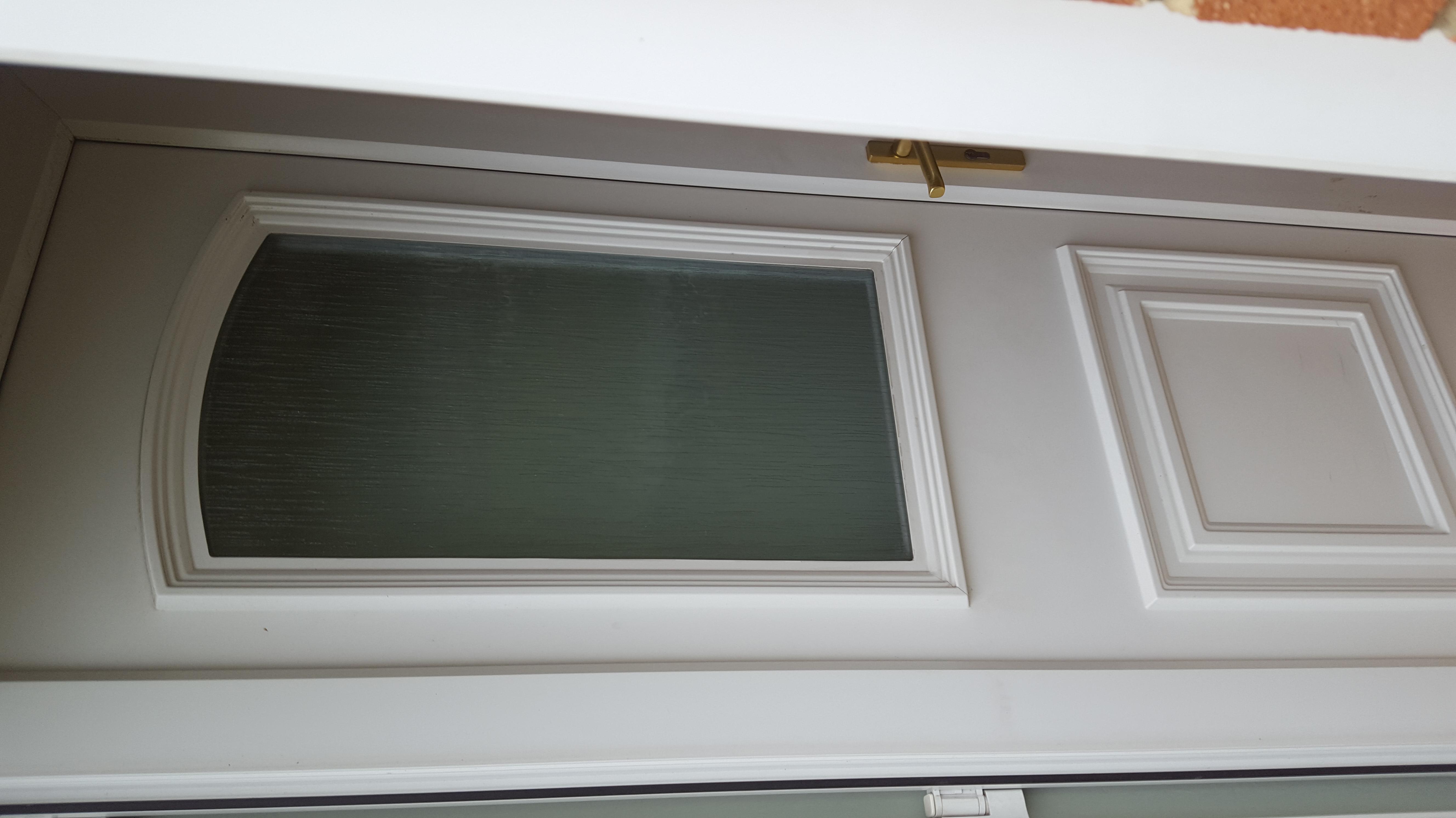 Upvc door panel replaced in whitley bay 1 double for Upvc window repairs