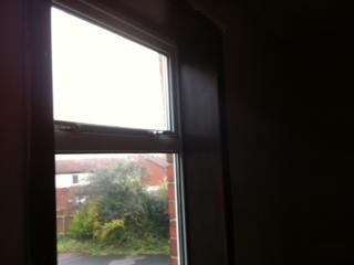 UPVC window repaired in Cramlington