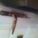 Locked out Cramlington