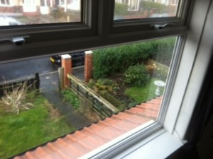 Misted glass repair Whitley bay after