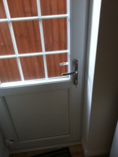 UPVC door repair Cramlington