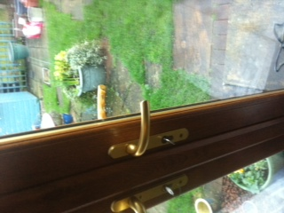 Door repaired North shields
