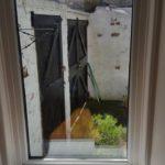 Broken window glass replaced North shields
