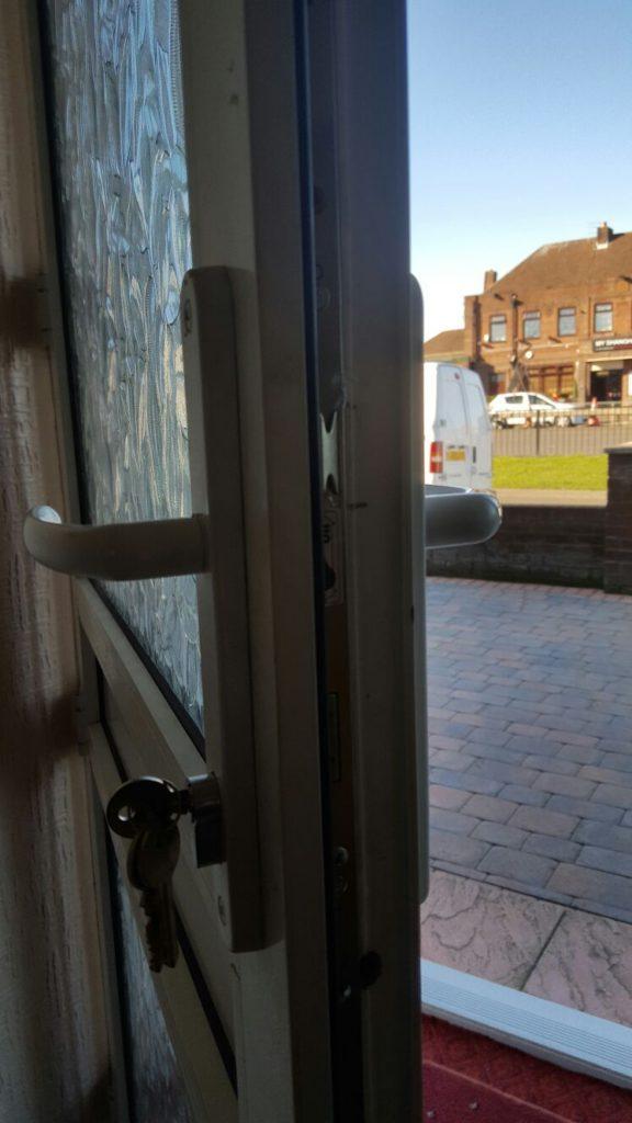 Door lock repaired Tynemouth