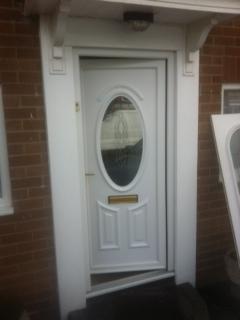 UPVC Door repair North shields h