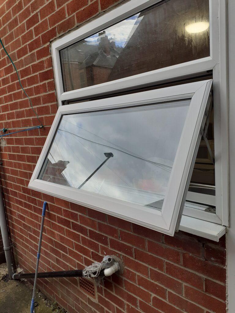 UPVC window repair Cramlington
