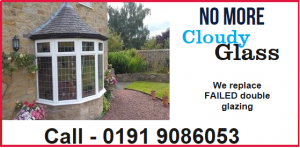 failed double glazing replaced Newcastle upon Tyne