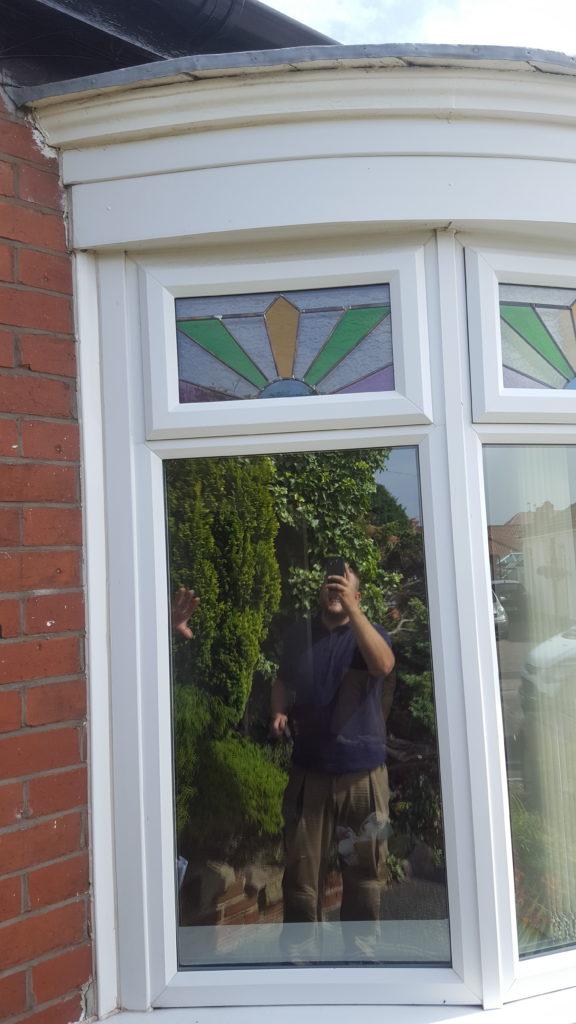 UPVC window glass repair in South shields