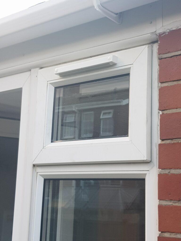 vents Shiremoor window